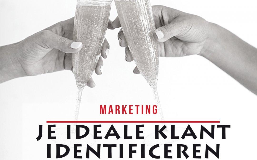 Hoe identificeer je je ideale klant?